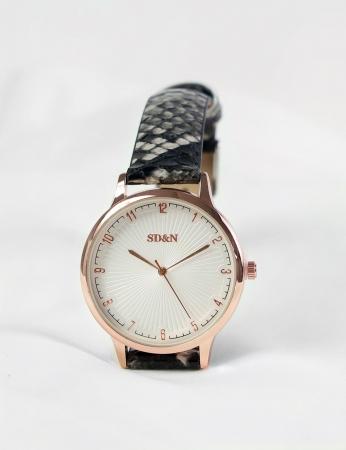 Reloj Hessen - Negro