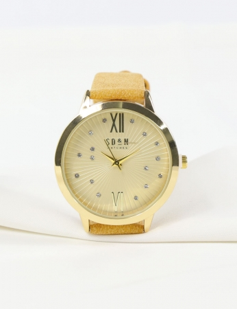 Reloj Moura - Camel
