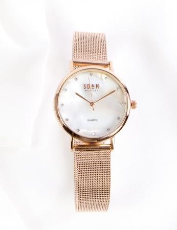 Reloj Ribeiro - Rosa Oro