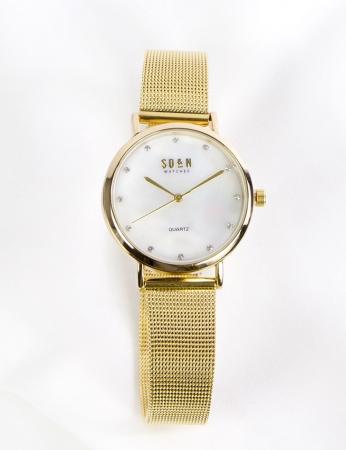 Reloj Ribeiro - Oro