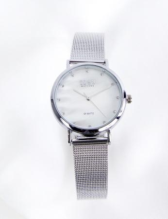 Reloj Ribeiro - Plata