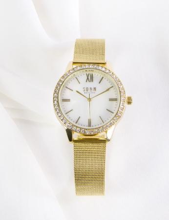 Reloj Shop - Oro