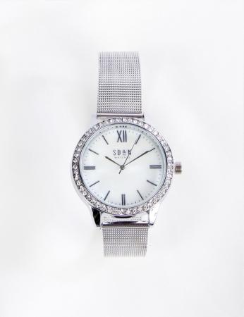Reloj Shop - Plata