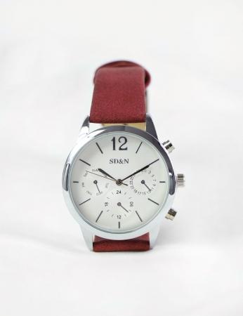 Reloj Turki - Bordo