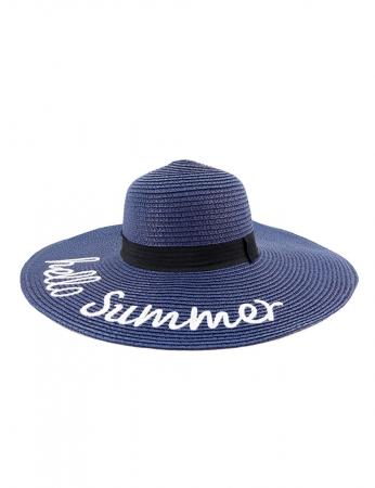 Sombrero Summer - Azul