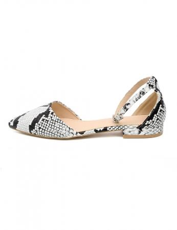 Zapatos Toppy - Blanco