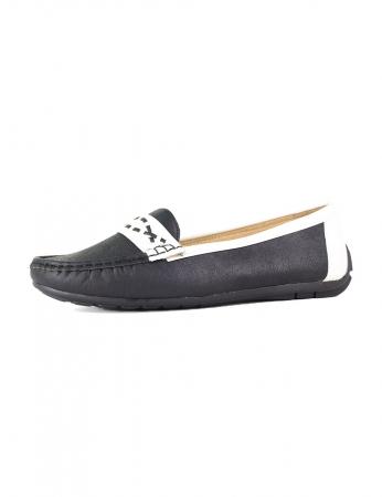 Zapatos Toquio - Negro