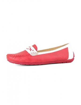 Zapatos Toquio - Rojo