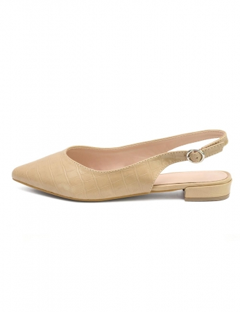 Zapatos Tuca - Beis