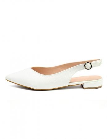 Zapatos Tuca - Blanco