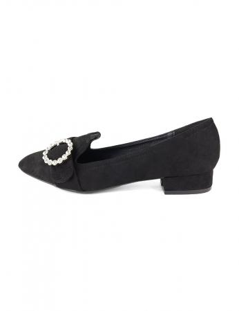 Zapatos Vaticano - Negro