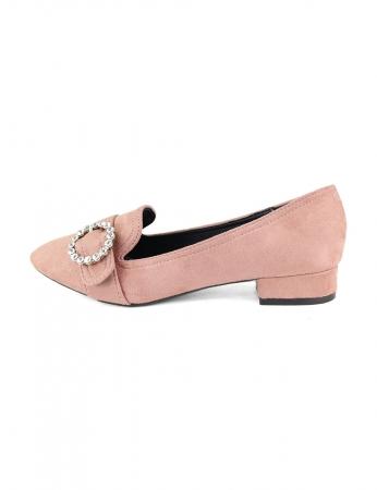 Zapatos Vaticano - Rosa
