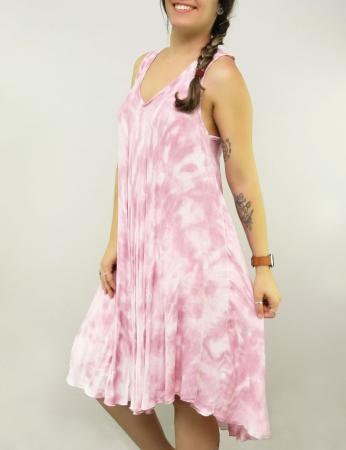 Vestido Tely - Rosa