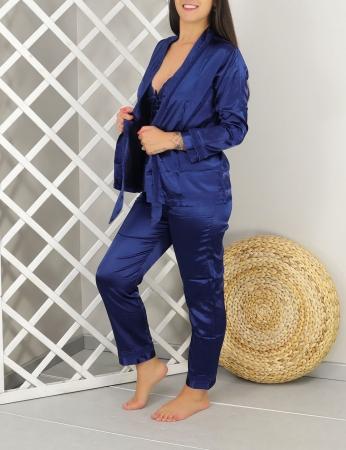 Pijama Zeneide - Azul