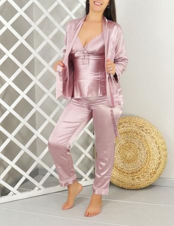 Pijama Zeneide - Rosa
