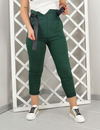 Pantalones Zuleyka - Verde